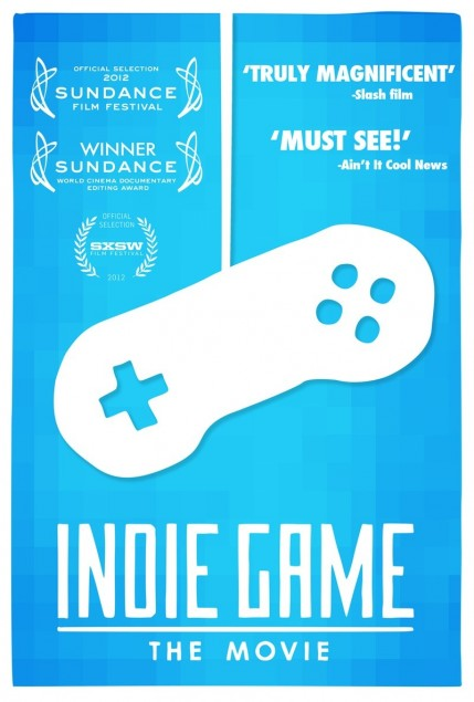 Indie Game The Movie Poster