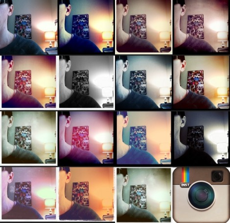 Instagram Collage Filters