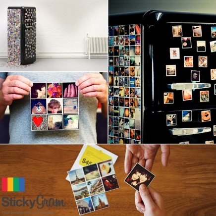 Stickygram Instagram Magnets Giveaway