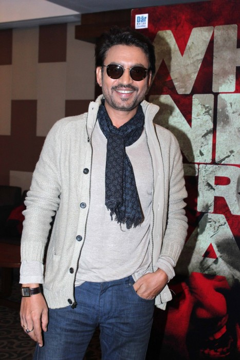 Arjun Rampal Irrfan Khan Promote Day Movie