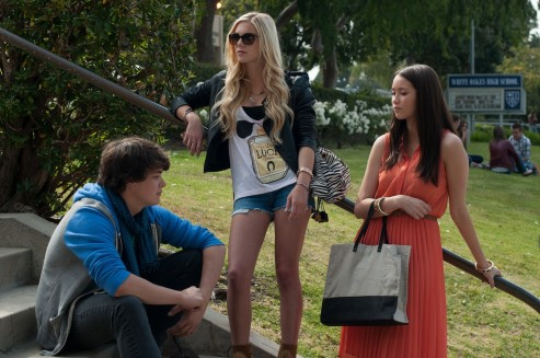 Israel Broussard Claire Julien Katie Chang Bling Ring Bling Ring