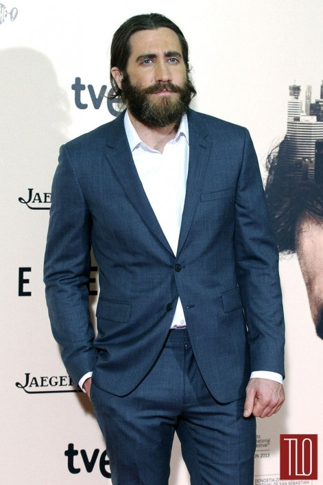Jake Gyllenhaal Enemy Madrid Premiere Tom Lorenzo Site Tlo