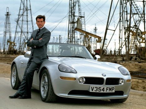 Bmw Pierce Brosnan As James Bond In The World Is Not Enough On Rallyhaus Cars