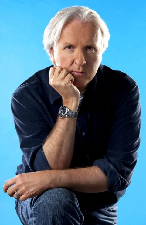 James Cameron Portrait Rolex Submariner Rolex