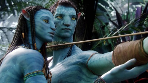 Neytiri And Jake Sully James Cameron Avatar