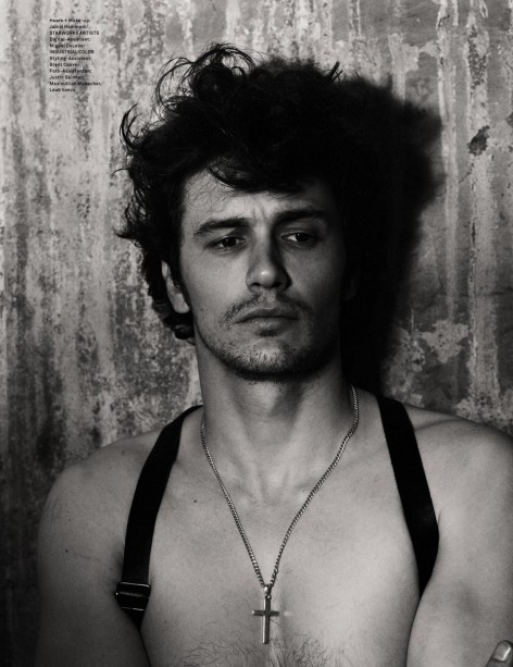 James Franco Homotography Mariano Vivanco Young