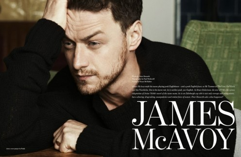 James Mcavoy Shared Photo