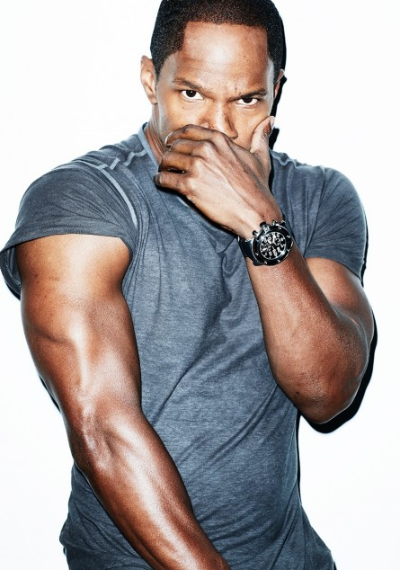 Unseen Pictures Of Hollywood Celebrity Jamie Foxx Body