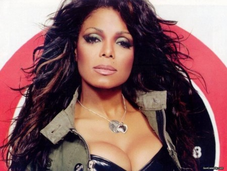 Janet Jackson Wallpaper Hot