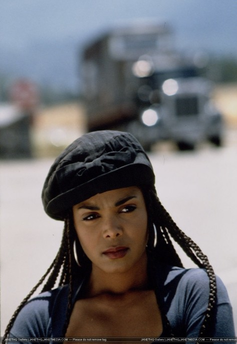 Poetic Justice Janet Jackson Movies