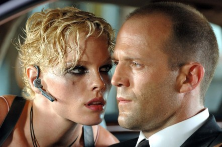 Still Of Jason Statham And Kate Nauta In Transporter Large Picture Transporter