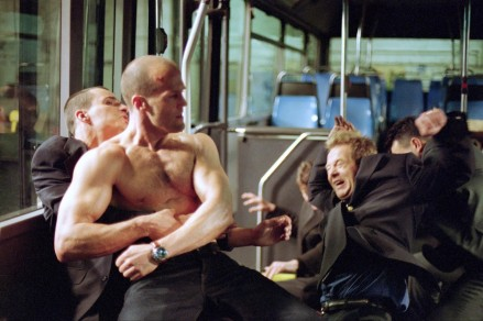 Still Of Jason Statham In The Transporter Large Picture Transporter
