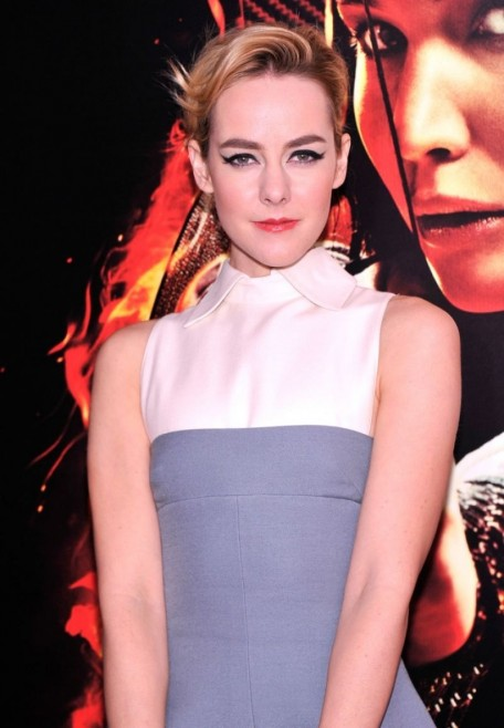 Jena Malone At The Hunger Game Catching Fire Premiere In New York