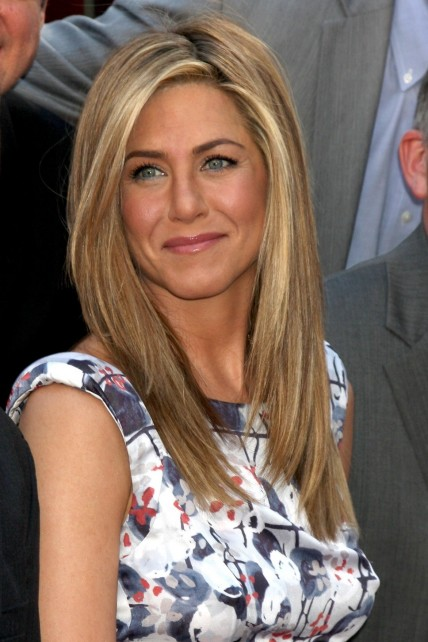 Jennifer Aniston Casual Hairstyles Hair