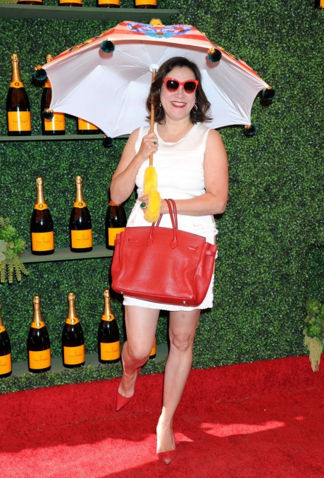 Jennifer Tilly Veuve Clicquot Polo Classic