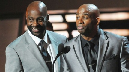 Nfl Jerry Rice And Deon Sanders Pi Vresize High Sport