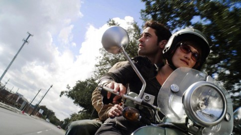 Still Of Jesse Bradford And Qorianka Kilcher In The Power Of Few Large Picture