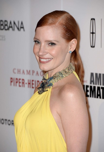 Jessica Chastain American Cinematheque Award