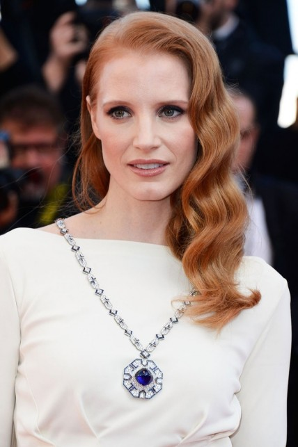 Jessica Chastain At Cleopatra Pemiere At The Th Cannes Film Festival Films