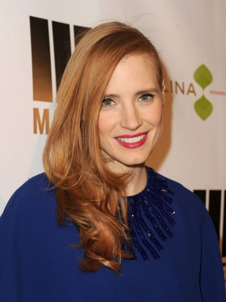 Jessica Chastain At Thewrap Th Annual Pre Oscar Party In Los Angeles