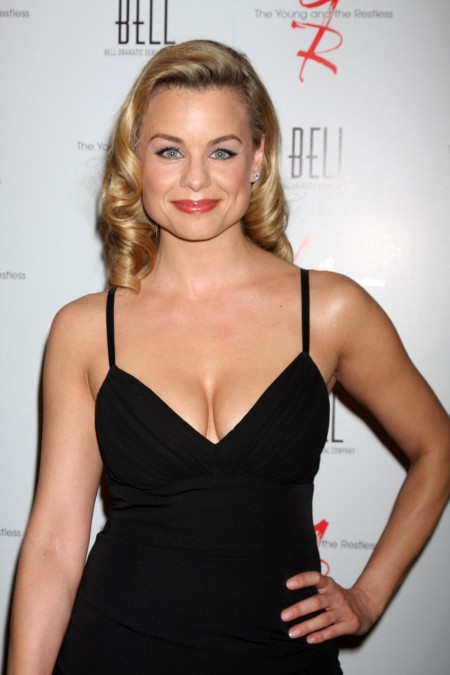 Jessica Collins At The Young Restless Aniversary Party In West Hollywood