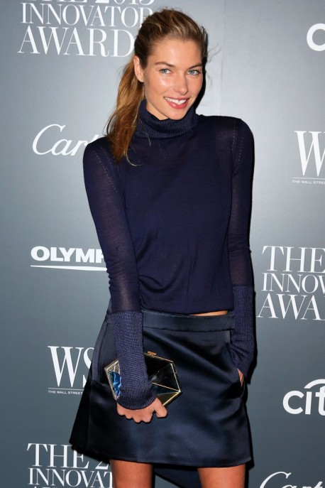 Jessica Hart At Innovator Awards At Moman In New York