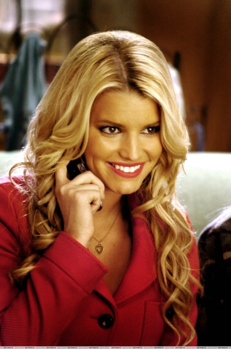 Jessica In Blonde Ambition Jessica Simpson