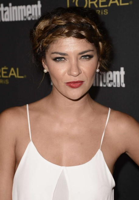 Jessica Szohr Entertainment Weeklys Pre Emmy Party