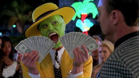 The Mask Starring Jim Carrey