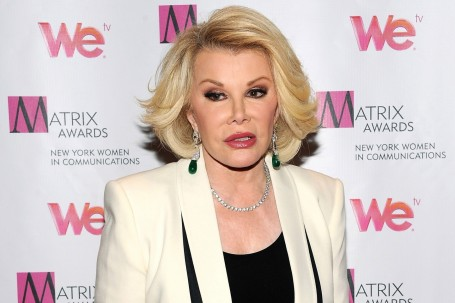 Cute Joan Rivers Wallpaper