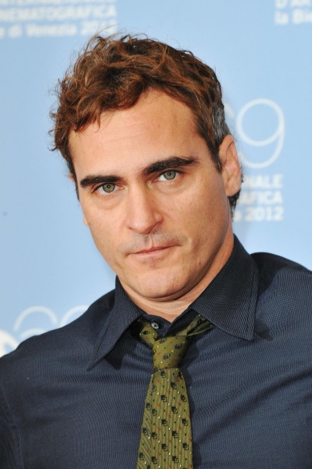 Joaquin Phoenix At Event Of The Master Large Picture