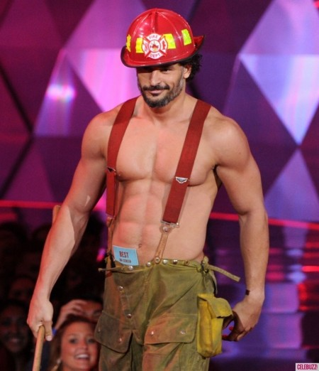 Joe Manganiello Magic Mike