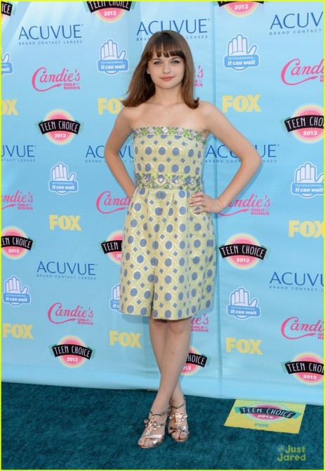 Joey King Teen Choice Awards