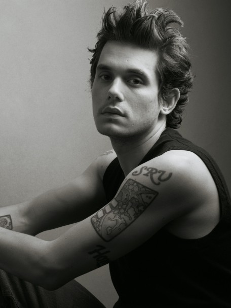 John Mayer Body