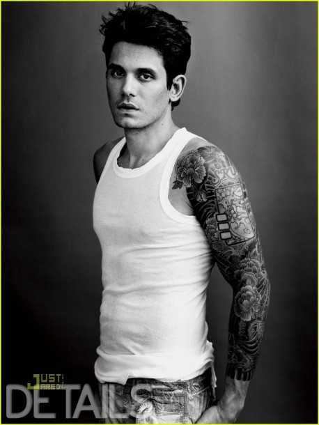John Mayer Details Magazine December Fashion
