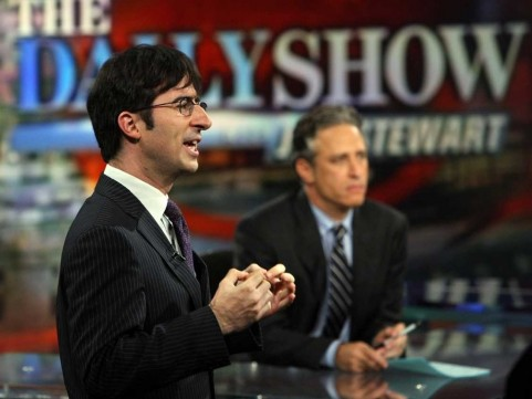 How John Oliver Went From Daily Show Correspondent To Hosting His Own Hbo Show
