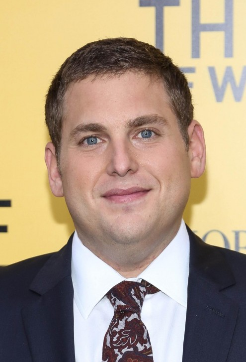 Jonah Hill At Event Of The Wolf Of Wall Street Large Picture Wolf Of Wall Street