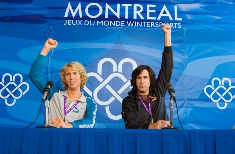 Still Of Will Ferrell And Jon Heder In Blades Of Glory Hot