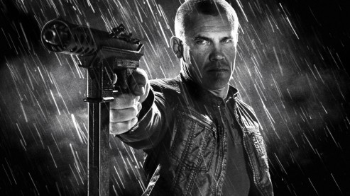 Josh Brolin In Sin City Dame To Kill For De