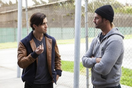 Still Of Josh Holloway And Josh Peck In Battle Of The Year