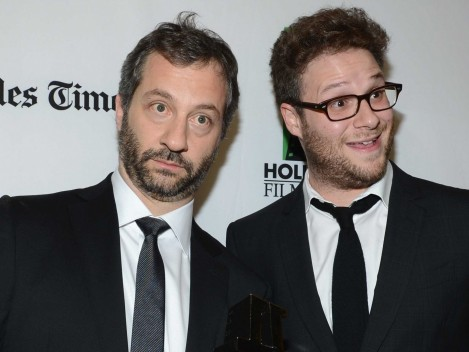 Judd Apatow Calls The Interview Theater Cancellation Disgraceful