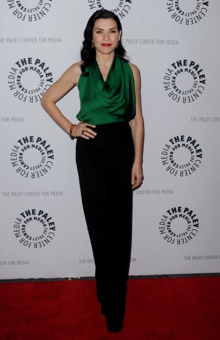 The Paley Center For Media Presents She Making Media Julianna Margulies Julianna Margulies