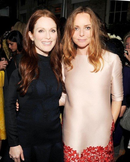 Stella Mcartney Resort Collection Julianne Moore