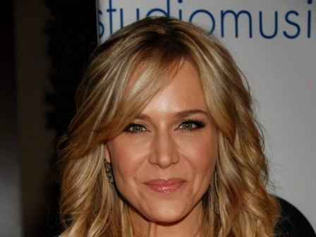 Julie Benz At Benefit Gala Beach