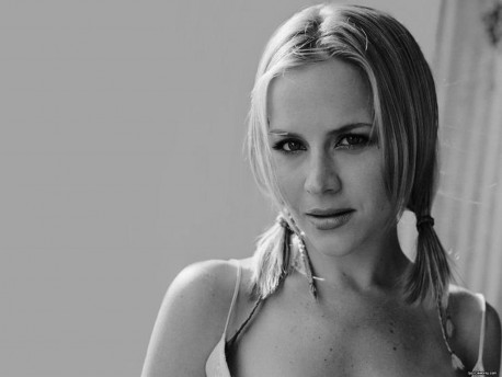 Julie Benz Beach