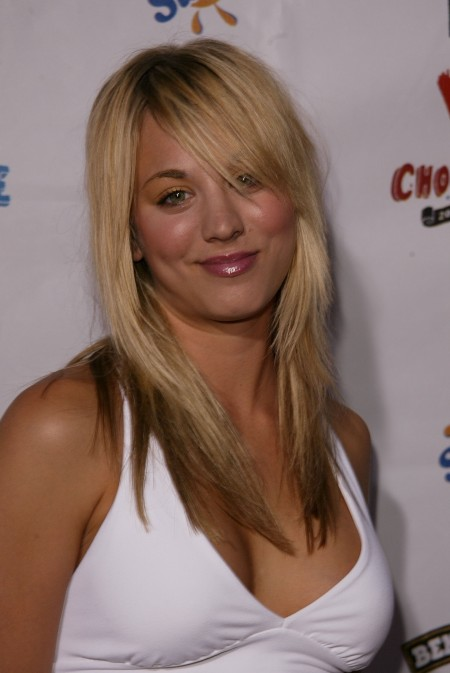 Kaley Cuoco Natural Makeup