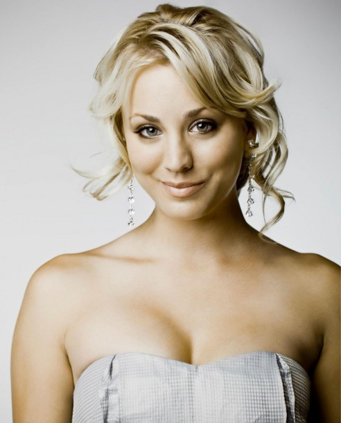 Kaley Cuoco Raquel Olivo Photoshoot