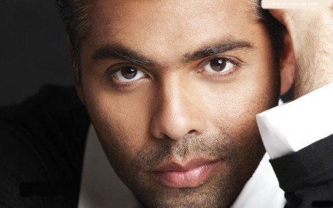 Karan Johar Wallpaper Black White Wallpaper