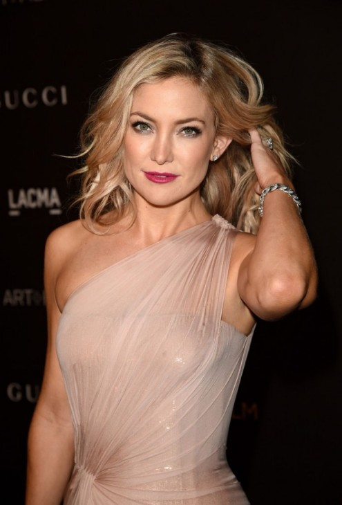Kate Hudson At Lacma Art Film Gala In Los Angeles
