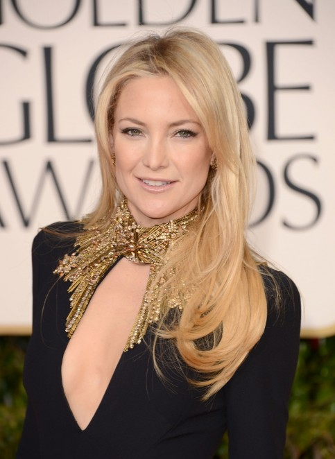 Kate Hudson At Th Annual Golden Globe Awards In Beverly Hills